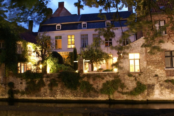 bed & breakfast in bruges - cote canal