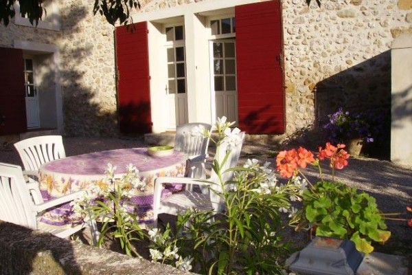 Bed & breakfast in Aix en Provence - Mas des Micocouliers