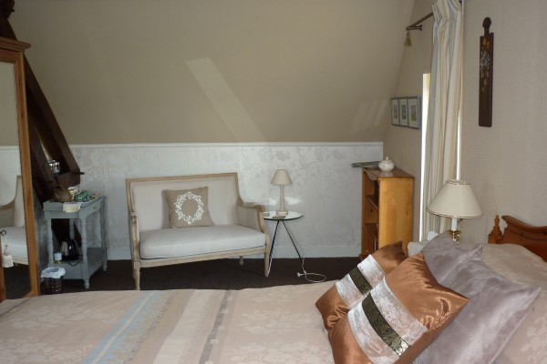 Bed breakfast in st aubin le monial chambre d 39 hote a for Chambre hote 04