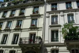 Au triangle d'or - Rue des Deux Gares