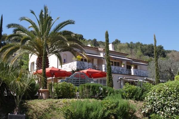 Bed Breakfast In La CollesurLoup Villa Cédria Chambres DHôtes - Chambres d hotes la colle sur loup 06