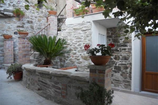 Bed breakfast in ogliastro cilento b b il giardino segreto - Il giardino segreto napoli ...