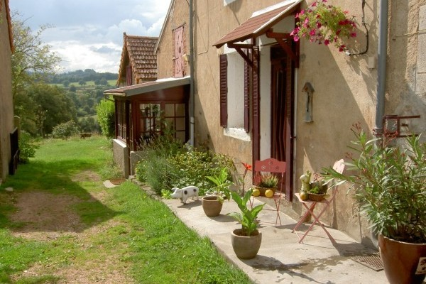 Bed breakfast in buxieres sous montaigut sans parure for Chambre bed and breakfast