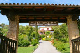 villa CAN FONZO, B&B + appartement