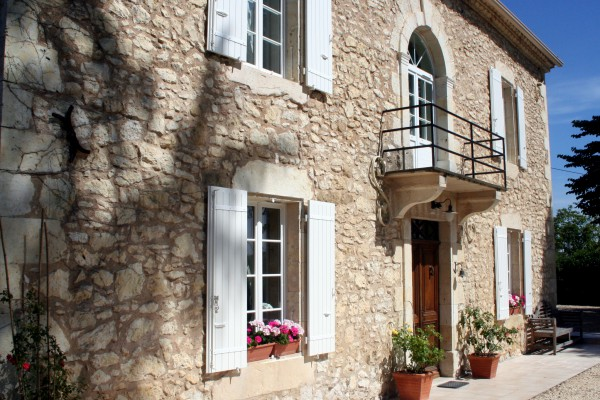 Bed breakfast in cast ra verduzan la double porte for Double porte
