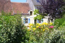 Aux Prés du Berry Bed and Breakfast