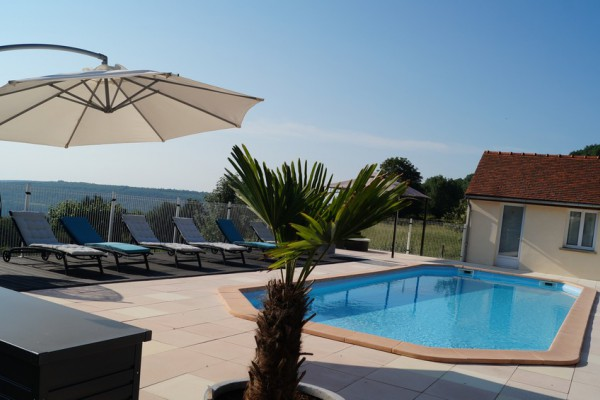 Bed breakfast in baubigny b b edenswing chambres et table d 39 h tes - Chambre et table d hote bourgogne ...