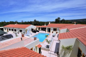Casa dos Ninos bed en breakfast Algarve